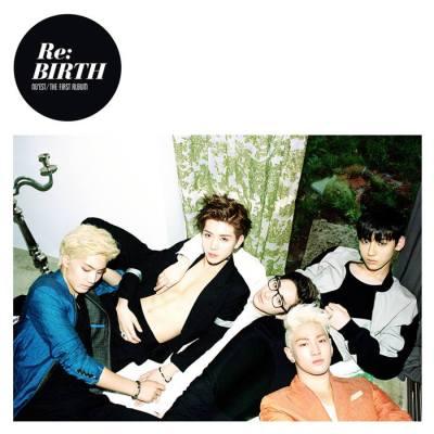 NU'EST_ReBIRTH_Album