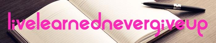livelearnednevergiveup-icon